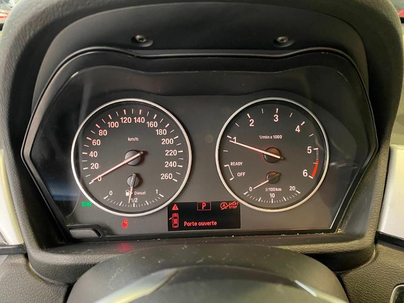 Photo 9 de l'offre de BMW X1 sDrive18dA 150ch Business Design à 23990€ chez Duval Automobiles