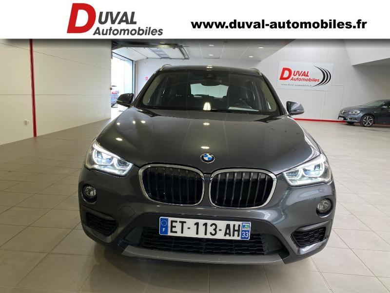 Photo 2 de l'offre de BMW X1 sDrive18dA 150ch Business Design à 23990€ chez Duval Automobiles