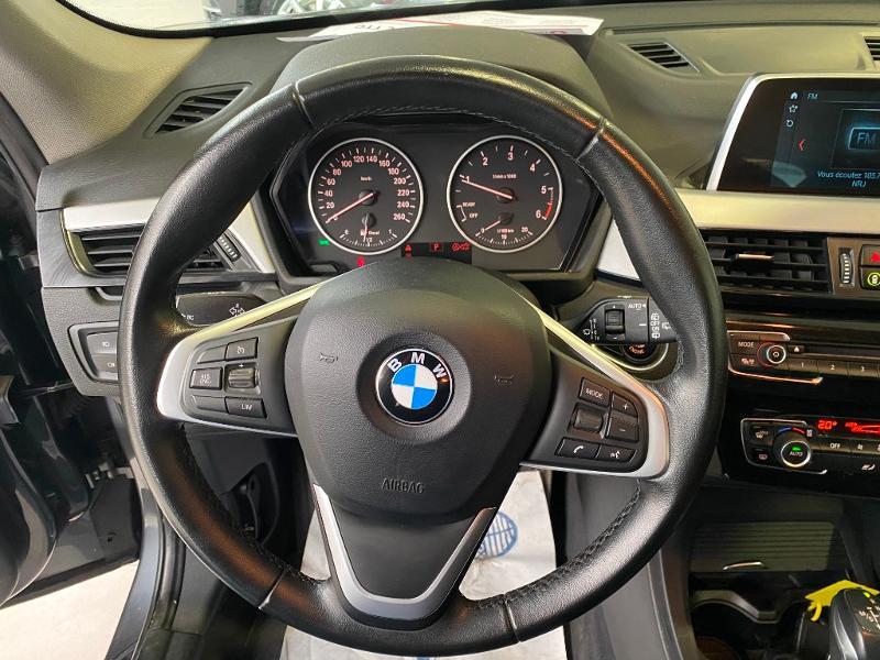 Photo 8 de l'offre de BMW X1 sDrive18dA 150ch Business Design à 23990€ chez Duval Automobiles