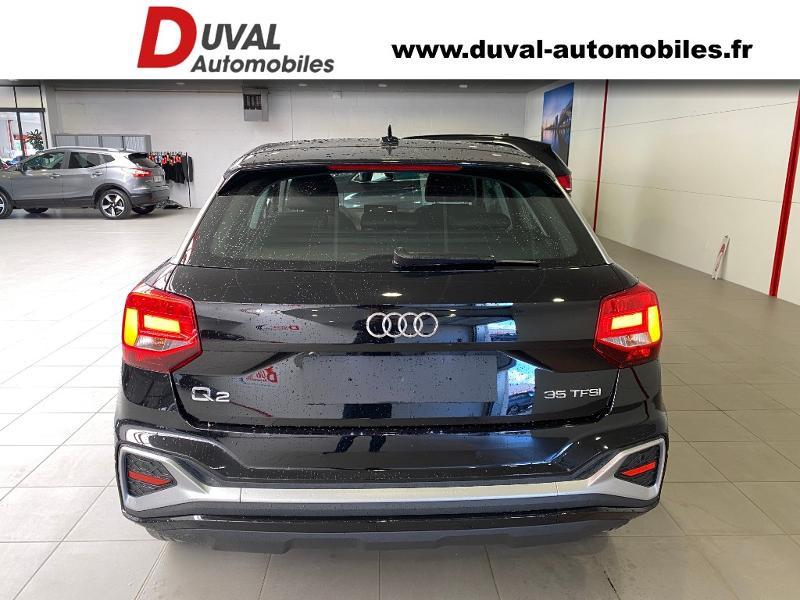 Photo 15 de l'offre de AUDI Q2 35 TFSI 150ch Business line S tronic 7 à 31990€ chez Duval Automobiles