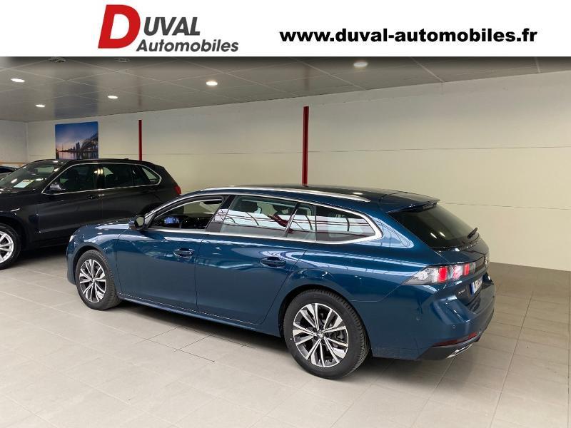 Photo 4 de l'offre de PEUGEOT 508 SW BlueHDi 130ch S&S Allure EAT8 7cv à 29990€ chez Duval Automobiles