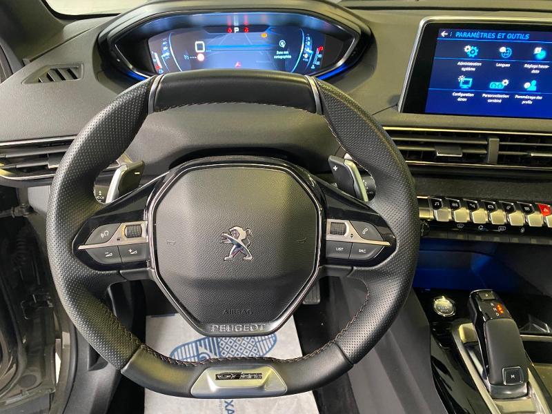 Photo 22 de l'offre de PEUGEOT 3008 1.5 BlueHDi 130ch S&S GT Line EAT8 + TOIT PANO à 30990€ chez Duval Automobiles