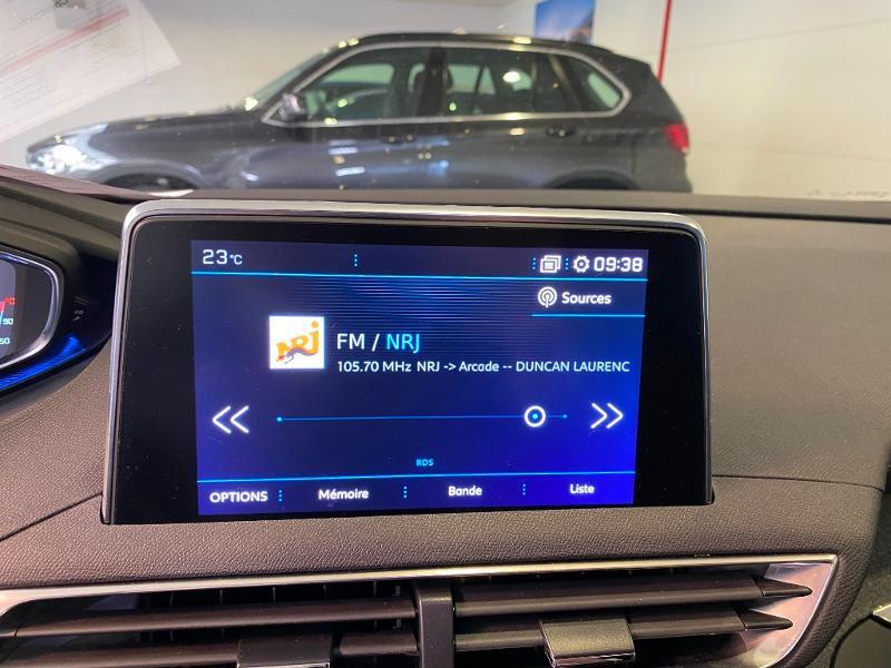 Photo 13 de l'offre de PEUGEOT 3008 1.5 BlueHDi 130ch S&S GT Line EAT8 + TOIT PANO à 30990€ chez Duval Automobiles