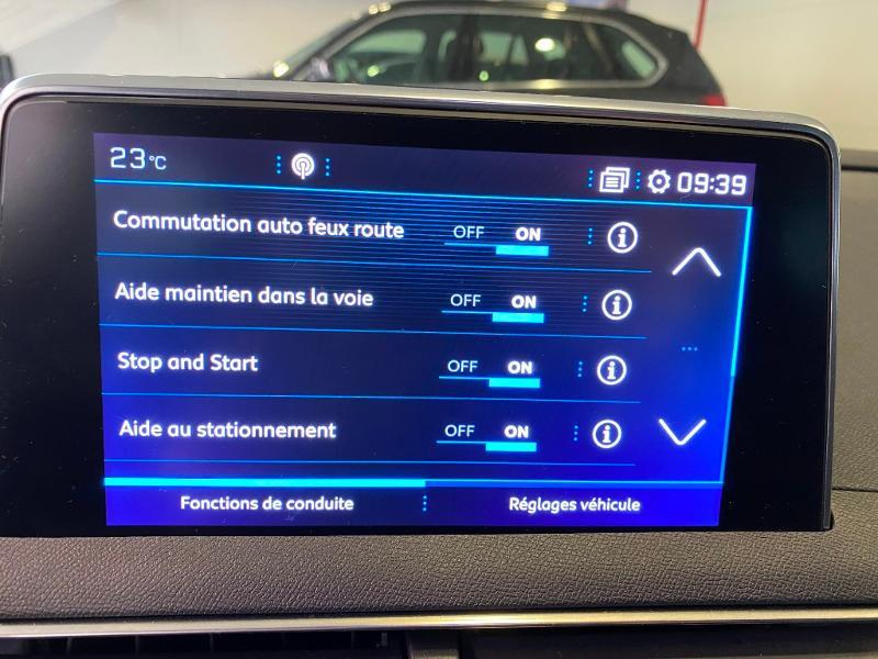 Photo 19 de l'offre de PEUGEOT 3008 1.5 BlueHDi 130ch S&S GT Line EAT8 + TOIT OUVRANT à 30990€ chez Duval Automobiles