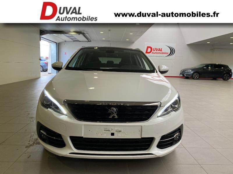 Photo 2 de l'offre de PEUGEOT 308 SW 1.5 BlueHDi 130ch S&S Style 7cv à 20890€ chez Duval Automobiles