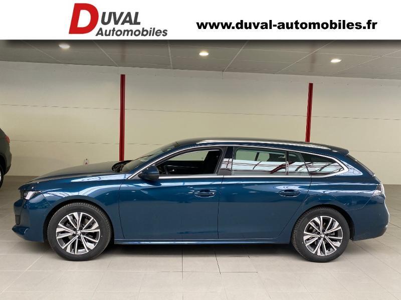 Photo 3 de l'offre de PEUGEOT 508 SW BlueHDi 130ch S&S Allure EAT8 7cv à 29990€ chez Duval Automobiles