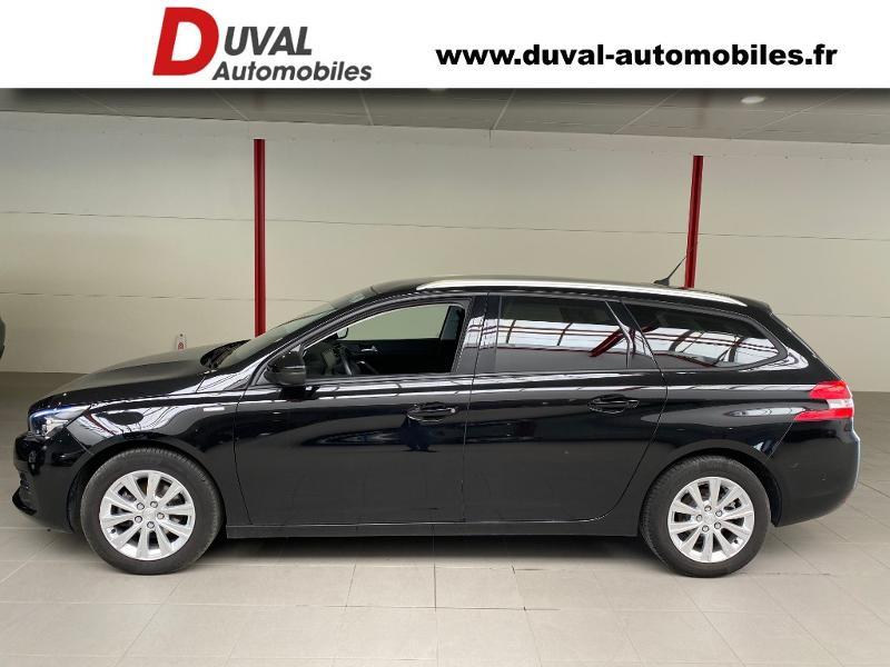 Photo 3 de l'offre de PEUGEOT 308 SW 1.5 BlueHDi 130ch S&S Style 7cv à 20990€ chez Duval Automobiles