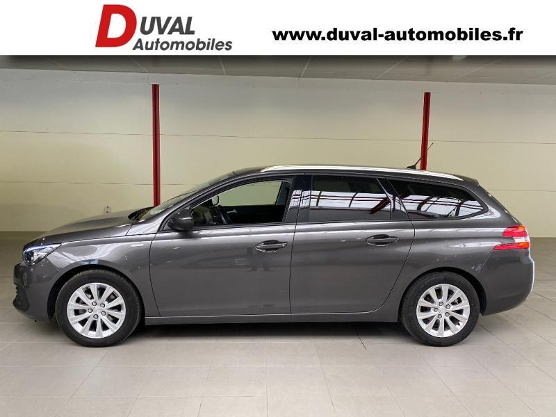 Photo 3 de l'offre de PEUGEOT 308 SW 1.5 BlueHDi 130ch S&S Style 7cv à 20890€ chez Duval Automobiles