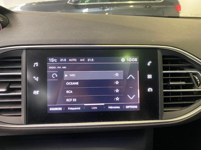 Photo 13 de l'offre de PEUGEOT 308 SW 1.5 BlueHDi 130ch S&S Style 7cv à 20890€ chez Duval Automobiles