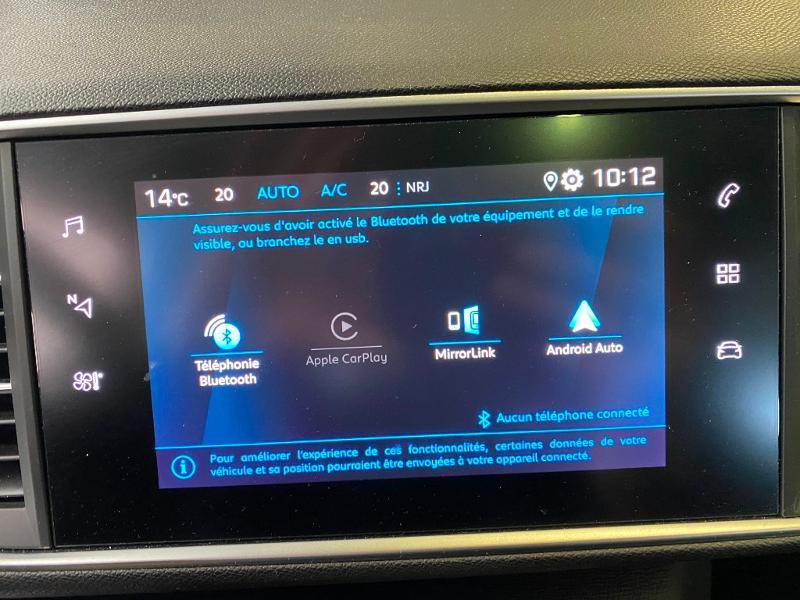 Photo 9 de l'offre de PEUGEOT 308 SW 1.5 BlueHDi 130ch S&S Style 7cv à 20890€ chez Duval Automobiles