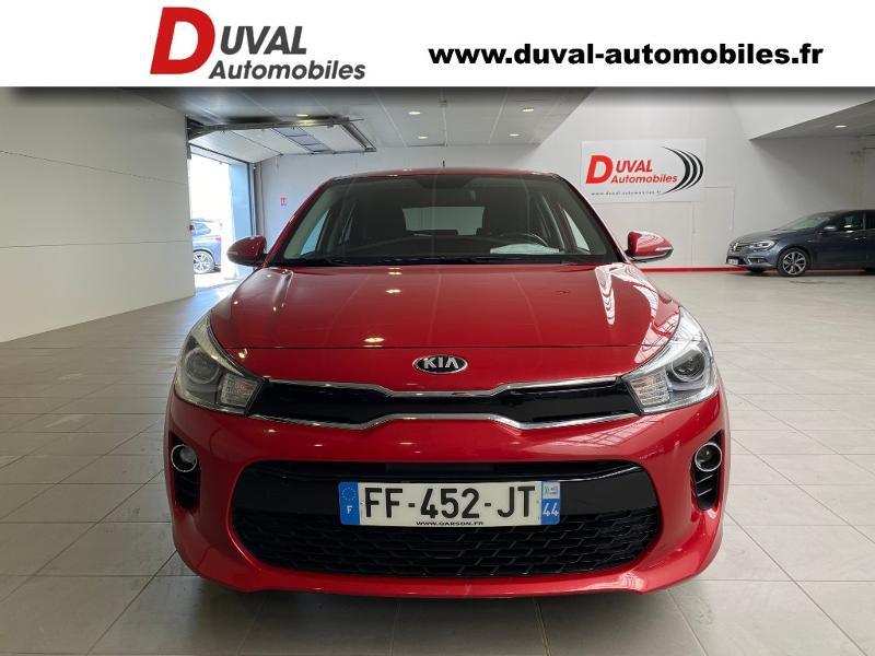 Photo 2 de l'offre de KIA Rio 1.2 MPi 84ch ISG Design Euro6d-T à 12990€ chez Duval Automobiles