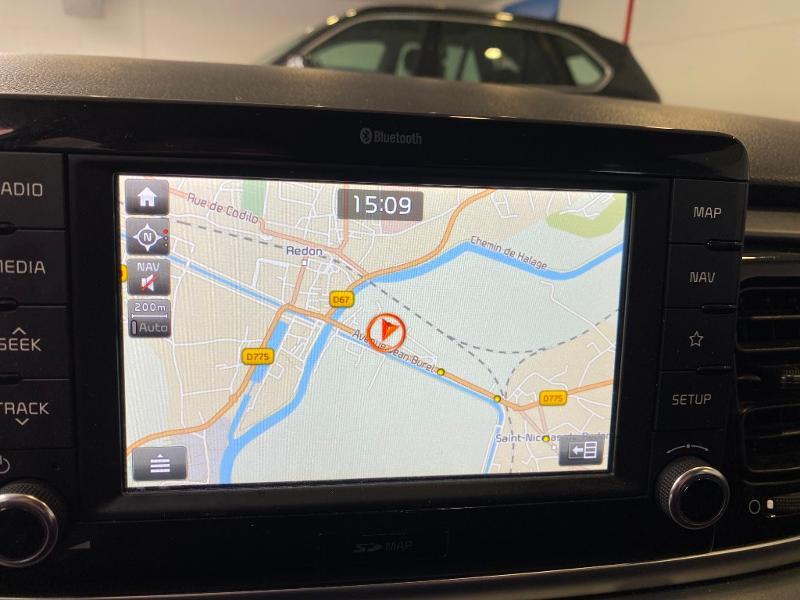 Photo 9 de l'offre de KIA Rio 1.2 MPi 84ch ISG Design Euro6d-T à 12990€ chez Duval Automobiles