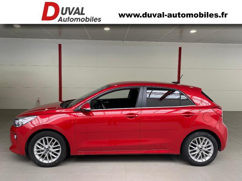 Photo 3 de l'offre de KIA Rio 1.2 MPi 84ch ISG Design Euro6d-T à 12990€ chez Duval Automobiles