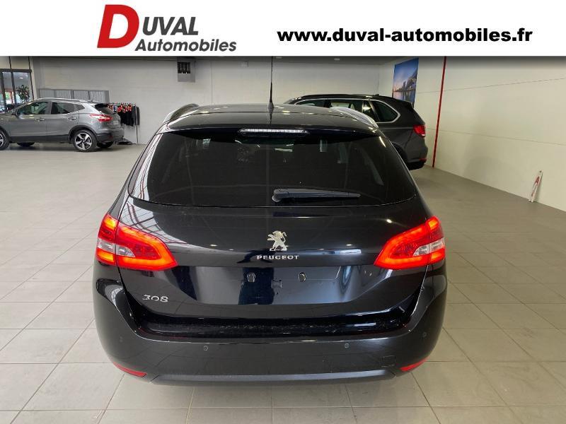 Photo 17 de l'offre de PEUGEOT 308 SW 1.5 BlueHDi 130ch S&S Style 7cv à 20990€ chez Duval Automobiles