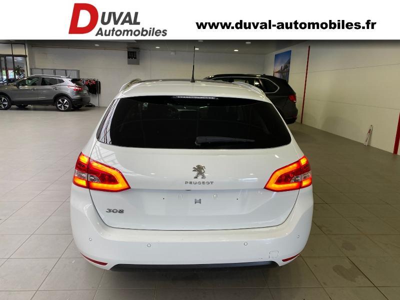 Photo 17 de l'offre de PEUGEOT 308 SW 1.5 BlueHDi 130ch S&S Style 7cv à 20890€ chez Duval Automobiles