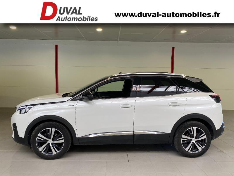 Photo 3 de l'offre de PEUGEOT 3008 1.5 BlueHDi 130ch S&S GT Line EAT8 à 31590€ chez Duval Automobiles