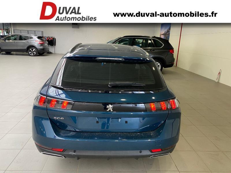 Photo 17 de l'offre de PEUGEOT 508 SW BlueHDi 130ch S&S Allure EAT8 7cv à 29990€ chez Duval Automobiles
