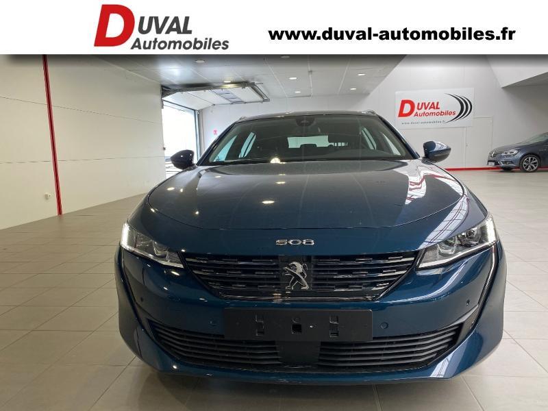 Photo 2 de l'offre de PEUGEOT 508 SW BlueHDi 130ch S&S Allure EAT8 7cv à 29990€ chez Duval Automobiles