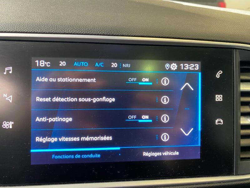 Photo 16 de l'offre de PEUGEOT 308 SW 1.5 BlueHDi 130ch S&S Style 7cv à 20990€ chez Duval Automobiles