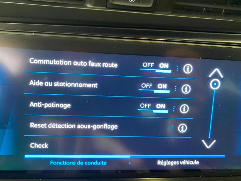 Photo 15 de l'offre de PEUGEOT 508 SW BlueHDi 130ch S&S Allure EAT8 7cv à 29990€ chez Duval Automobiles