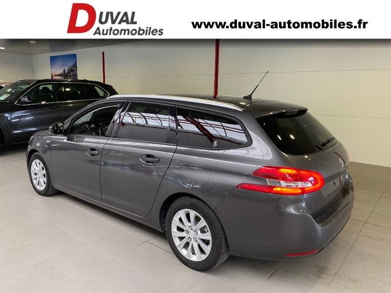 Photo 4 de l'offre de PEUGEOT 308 SW 1.5 BlueHDi 130ch S&S Style 7cv à 20890€ chez Duval Automobiles