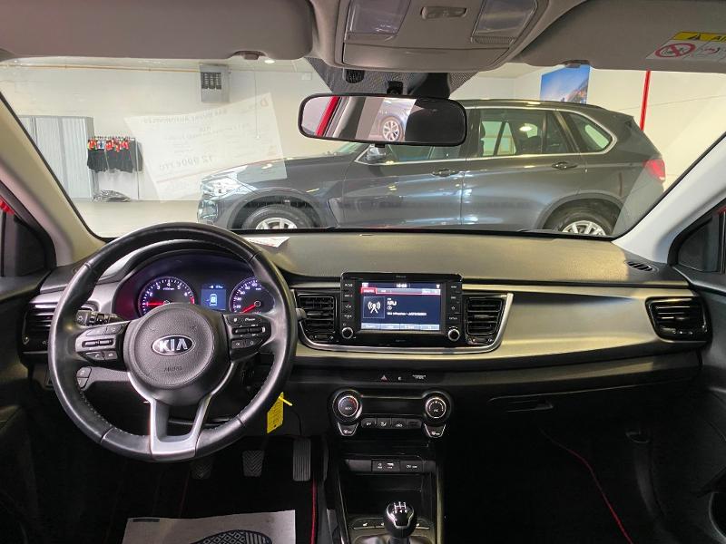 Photo 7 de l'offre de KIA Rio 1.2 MPi 84ch ISG Design Euro6d-T à 12990€ chez Duval Automobiles