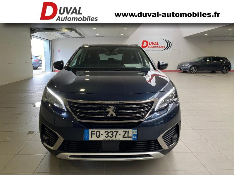 Photo 2 de l'offre de PEUGEOT 5008 1.5 BlueHDi 130ch E6.c Allure S&S EAT8 à 28490€ chez Duval Automobiles
