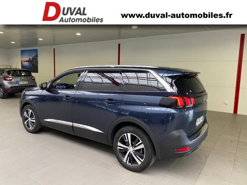 Photo 4 de l'offre de PEUGEOT 5008 1.5 BlueHDi 130ch E6.c Allure S&S EAT8 à 28490€ chez Duval Automobiles