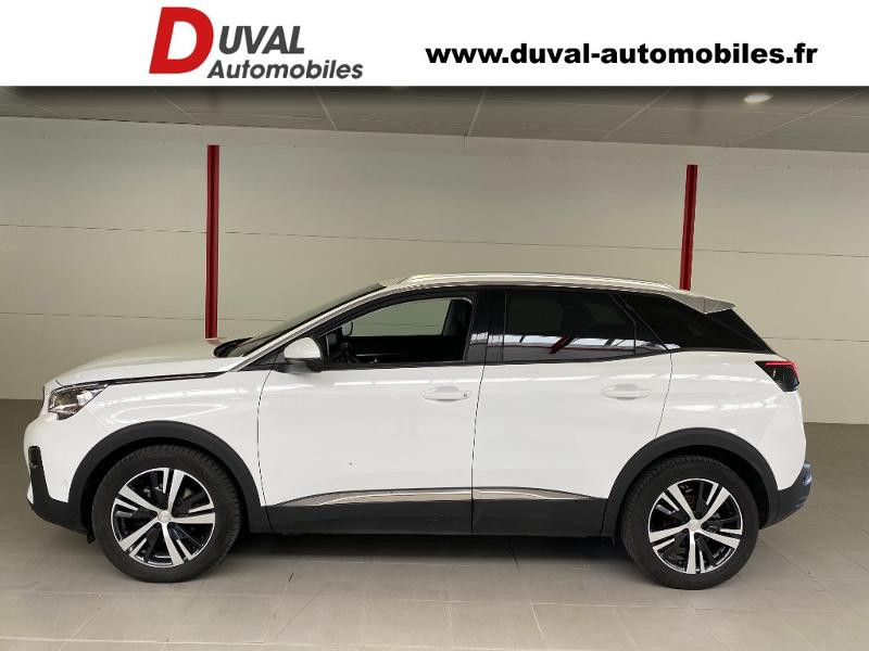 Photo 3 de l'offre de PEUGEOT 3008 1.2 PureTech 130ch Allure S&S à 17890€ chez Duval Automobiles