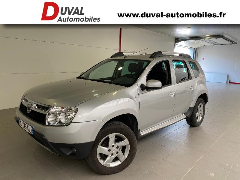 Dacia Duster 1.5 dCi 110ch FAP Prestige 4X2 Diesel GRIS Occasion à vendre