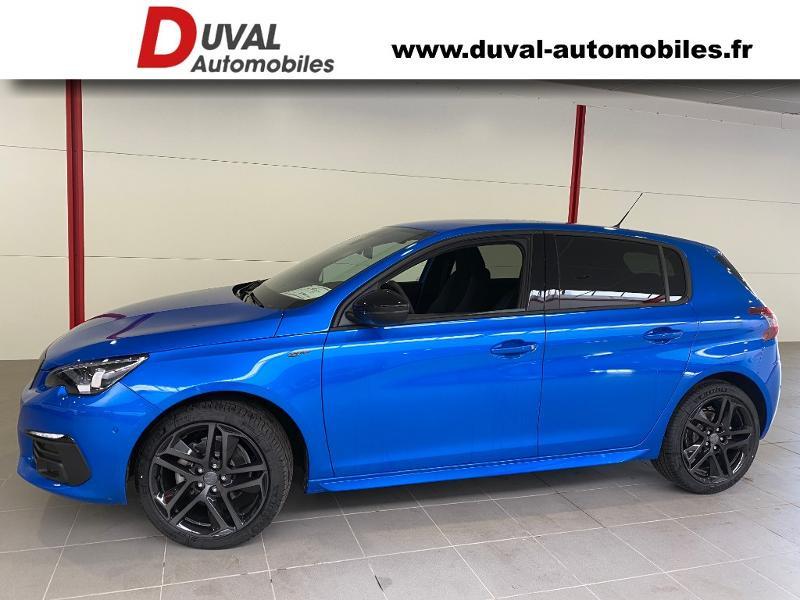 Peugeot 308 1.5 BlueHDi 130ch S&S GT Pack EAT8 Diesel BLEU VERTIGO Neuf à vendre