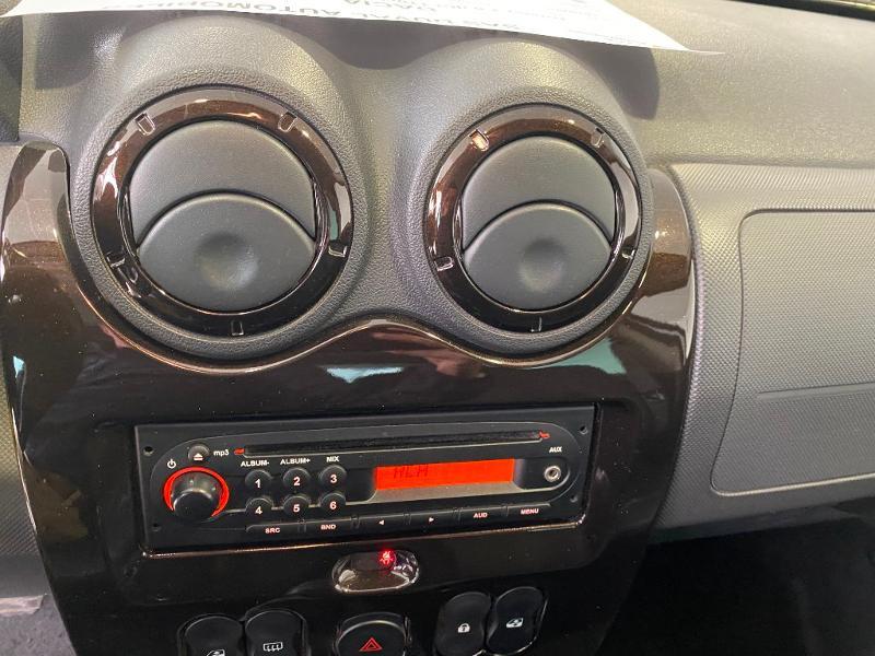 Photo 9 de l'offre de DACIA Duster 1.5 dCi 110ch FAP Prestige 4X2 à 9490€ chez Duval Automobiles