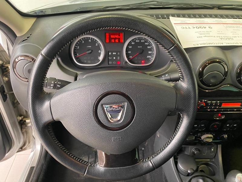 Photo 8 de l'offre de DACIA Duster 1.5 dCi 110ch FAP Prestige 4X2 à 9490€ chez Duval Automobiles