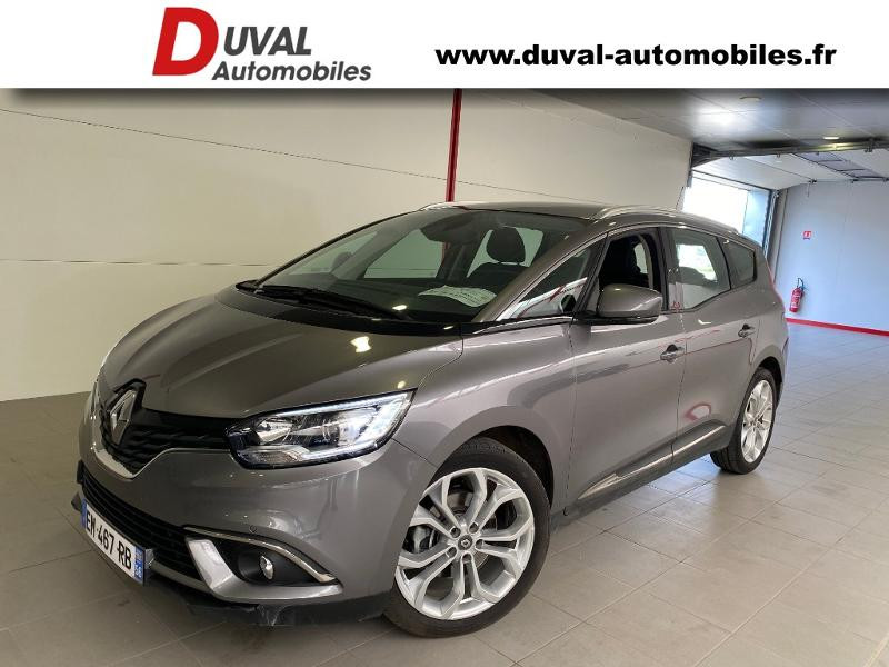 Renault Grand Scenic 1.6 dCi 130ch Energy Business 7 places Diesel GRIS F Occasion à vendre