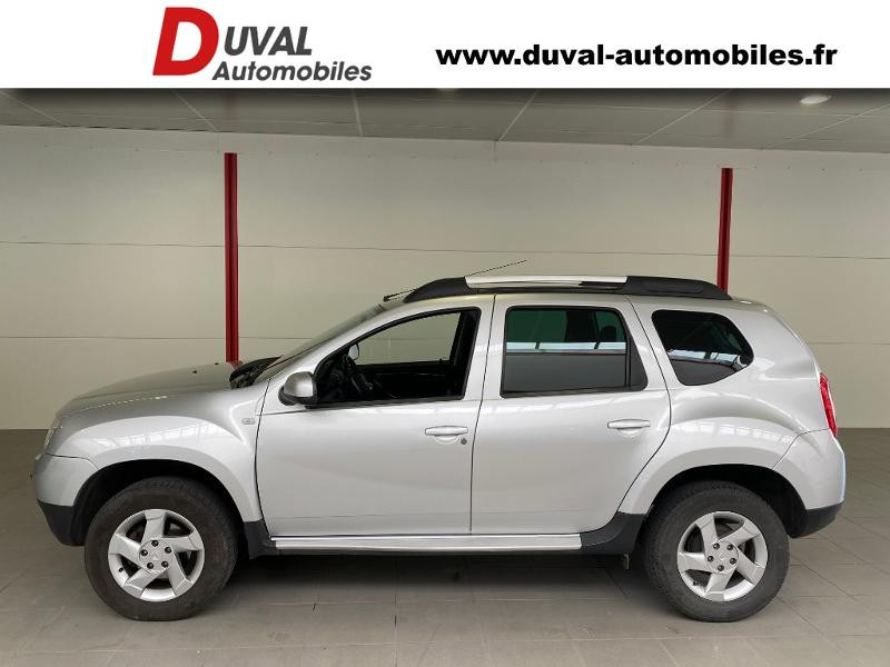 Photo 3 de l'offre de DACIA Duster 1.5 dCi 110ch FAP Prestige 4X2 à 9490€ chez Duval Automobiles