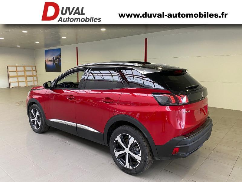 Photo 4 de l'offre de PEUGEOT 3008 1.5 BlueHDi 130ch S&S Allure EAT8 + toit ouvrant à 33490€ chez Duval Automobiles