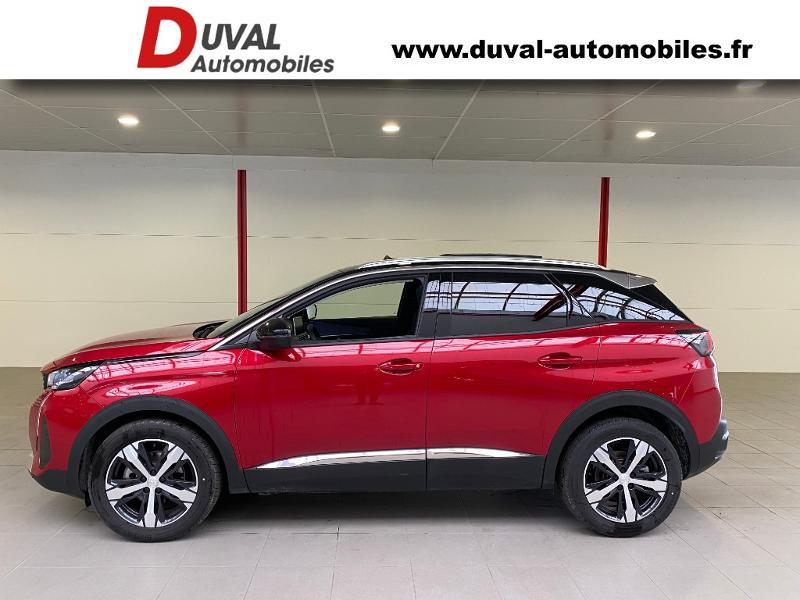 Photo 3 de l'offre de PEUGEOT 3008 1.5 BlueHDi 130ch S&S Allure EAT8 + toit ouvrant à 33490€ chez Duval Automobiles