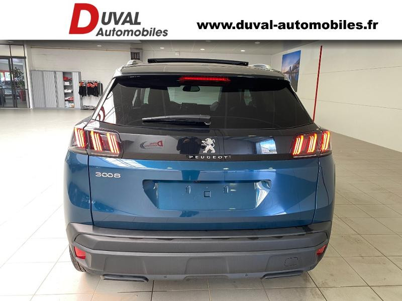 Photo 11 de l'offre de PEUGEOT 3008 1.5 BlueHDi 130ch S&S Allure EAT8 + toit ouvrant à 33290€ chez Duval Automobiles
