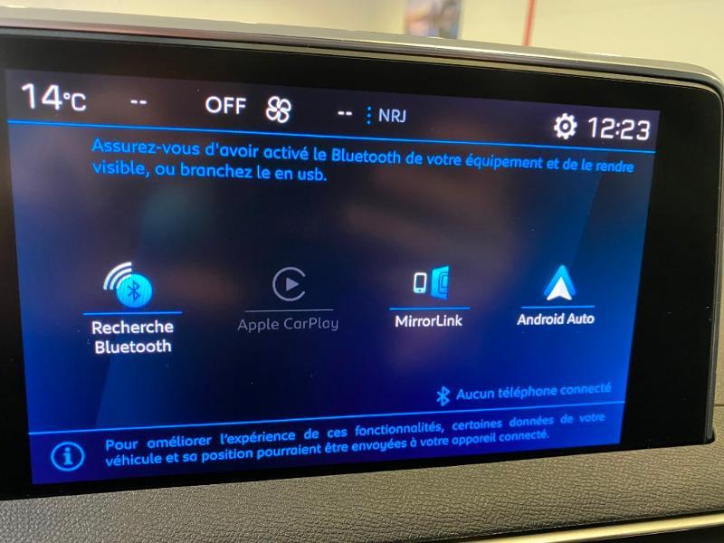 Photo 19 de l'offre de PEUGEOT 3008 1.5 BlueHDi 130ch S&S Allure EAT8 + toit ouvrant à 33290€ chez Duval Automobiles