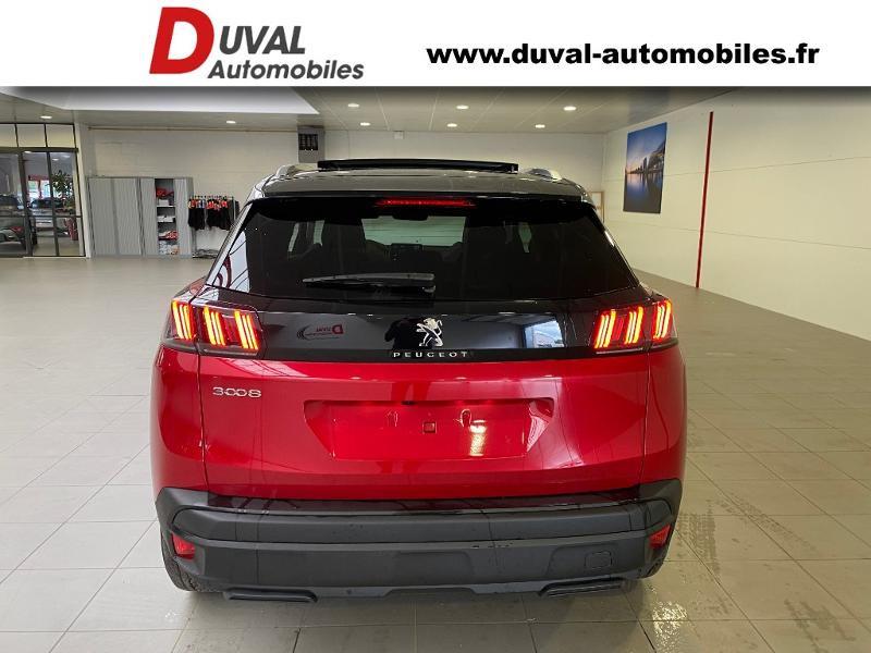 Photo 20 de l'offre de PEUGEOT 3008 1.5 BlueHDi 130ch S&S Allure EAT8 + toit ouvrant à 33490€ chez Duval Automobiles