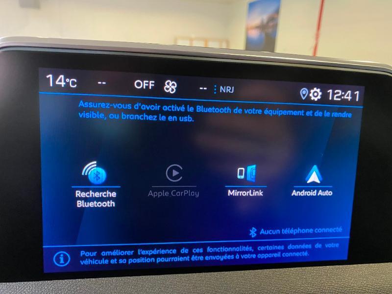 Photo 18 de l'offre de PEUGEOT 3008 1.5 BlueHDi 130ch S&S Allure EAT8 + toit ouvrant à 33490€ chez Duval Automobiles