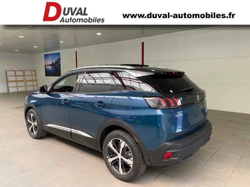 Photo 4 de l'offre de PEUGEOT 3008 1.5 BlueHDi 130ch S&S Allure EAT8 + toit ouvrant à 33290€ chez Duval Automobiles