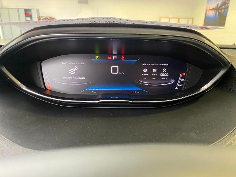 Photo 12 de l'offre de PEUGEOT 3008 1.5 BlueHDi 130ch S&S Allure EAT8 + toit ouvrant à 33290€ chez Duval Automobiles