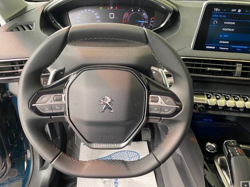 Photo 16 de l'offre de PEUGEOT 3008 1.5 BlueHDi 130ch S&S Allure EAT8 + toit ouvrant à 33290€ chez Duval Automobiles
