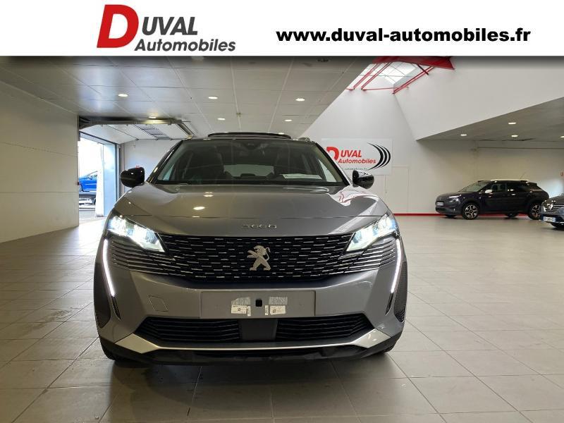 Photo 2 de l'offre de PEUGEOT 3008 1.5 BlueHDi 130ch S&S Allure EAT8 + toit ouvrant à 33290€ chez Duval Automobiles