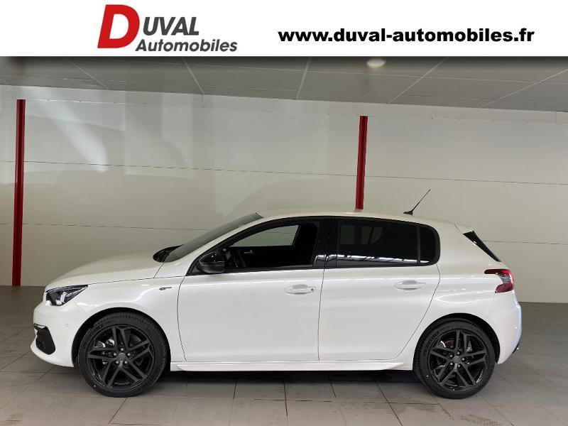 Photo 3 de l'offre de PEUGEOT 308 1.5 BLUEHDI 130 EAT 8 S&S GT PACK à 26890€ chez Duval Automobiles
