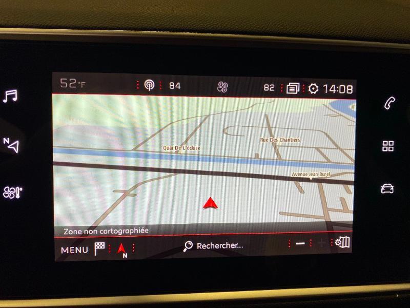 Photo 9 de l'offre de PEUGEOT 308 1.5 BLUEHDI 130 EAT 8 S&S GT PACK à 26890€ chez Duval Automobiles