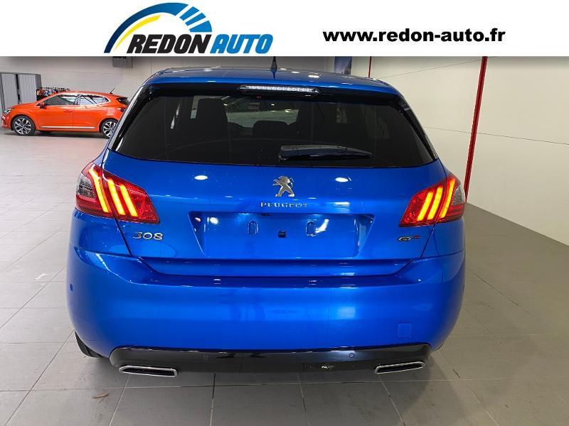 Photo 17 de l'offre de PEUGEOT 308 1.5 BlueHDi 130ch S&S GT Pack EAT8 à 26890€ chez Duval Automobiles