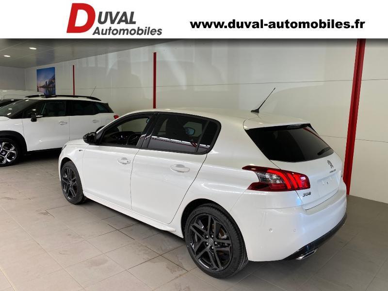 Photo 4 de l'offre de PEUGEOT 308 1.5 BLUEHDI 130 EAT 8 S&S GT PACK à 26890€ chez Duval Automobiles