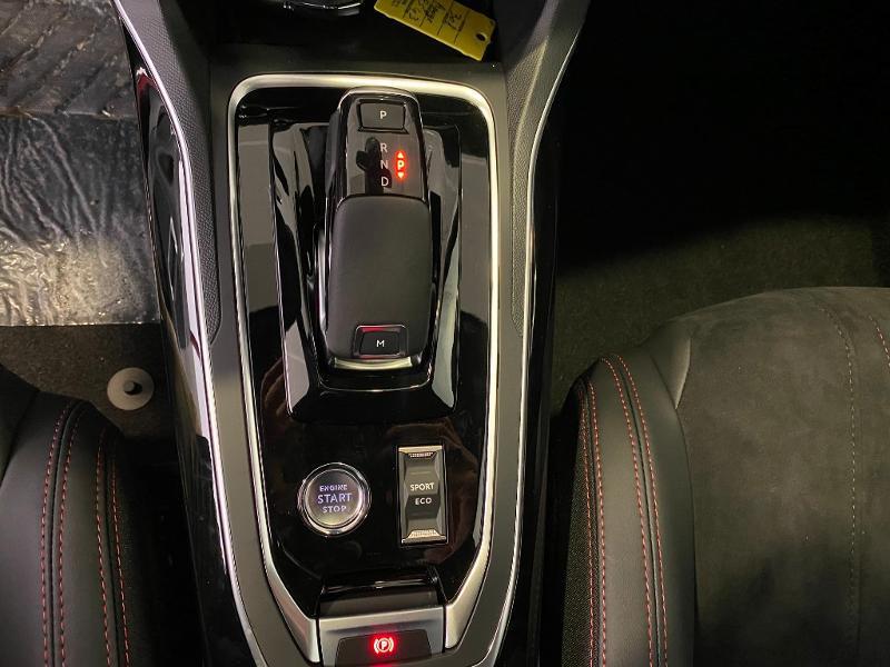 Photo 8 de l'offre de PEUGEOT 308 1.5 BLUEHDI 130 EAT 8 S&S GT PACK à 26890€ chez Duval Automobiles